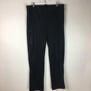 Calvin Klein Black Sweatpants for men Size XL